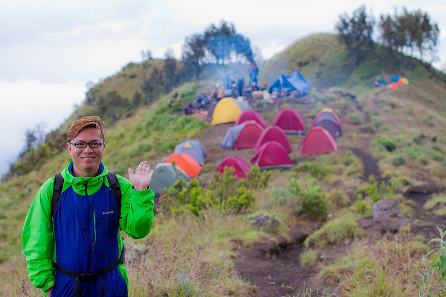 Climbing Mt Rinjani 6 Days 5 Nights